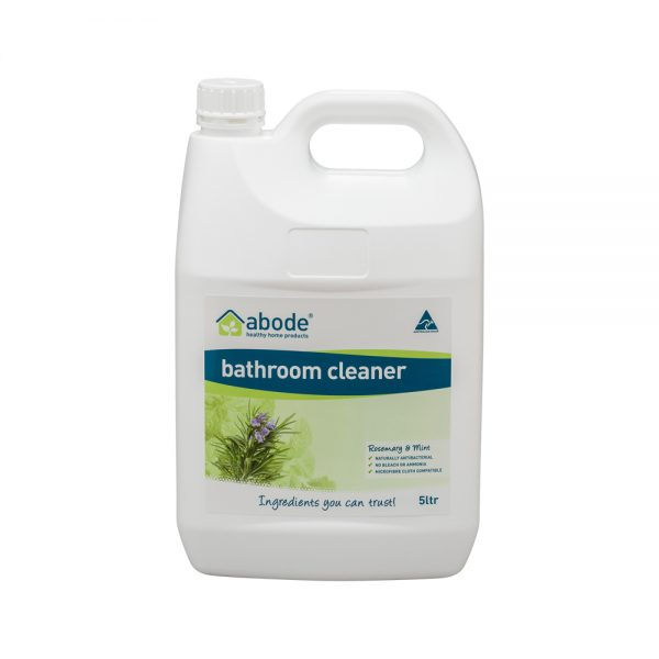 Abode Bathroom Cleaner Rosemary and Mint 5L