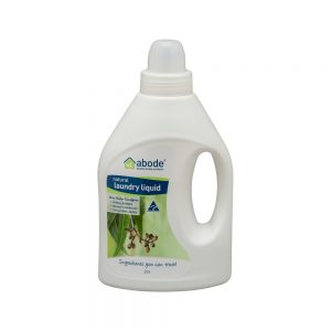 Abode Laundry Liquid (Front Top Loader) Eucalyptus 2L