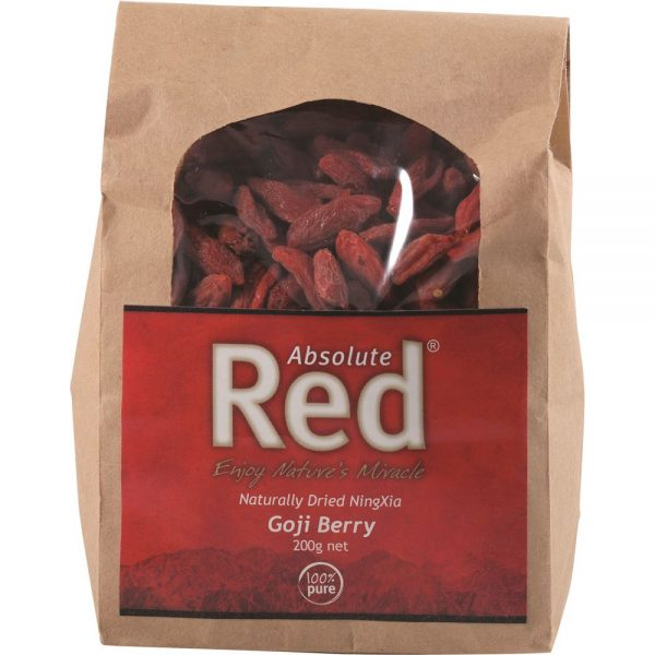 Absolute Red Goji Berry 200g