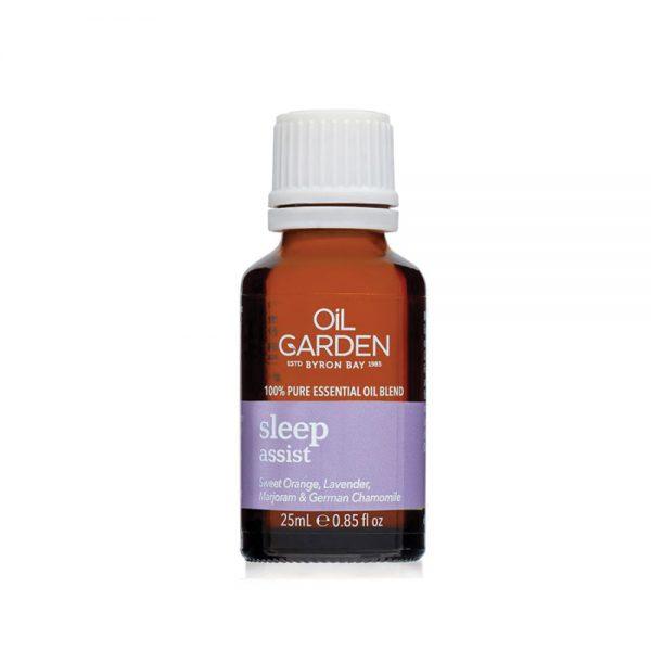 Oil Garden Blend Sleep Assist 25ml