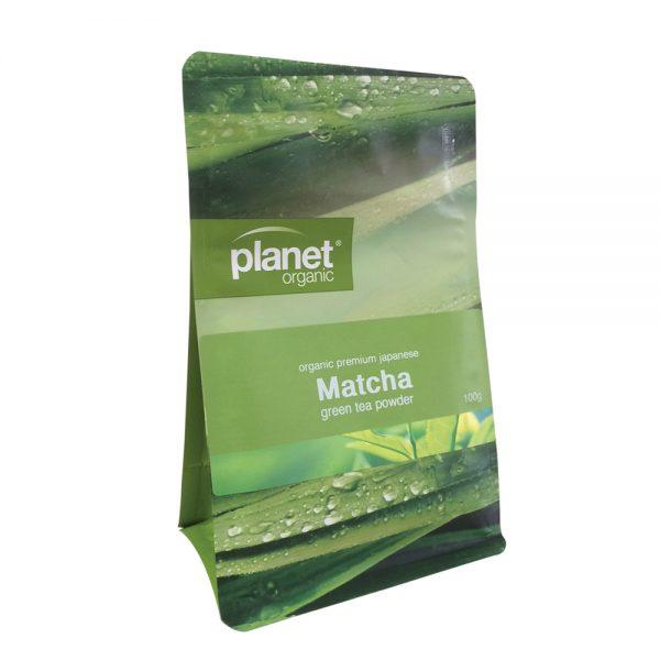 Planet Organic Matcha Green Tea Powder 100g